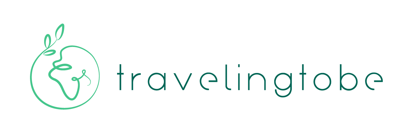 Logo Traveling to be